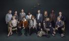 60th anniversary cast photograph