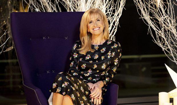 TV presenter Jackie Bird