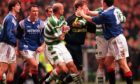 Tempers flare in 1997
