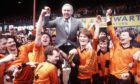 Legendary Dundee United manager Jim McLean has died
