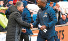 It was not a good festive season for Stephen Robinson or Alex Dyer