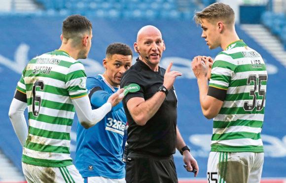 Sir Kenny Dalglish's Rangers v Celtic verdict: Bobby Madden got his big call correct on a poignant day for football
