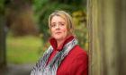 Aberdeen author, Deborah Masson.
