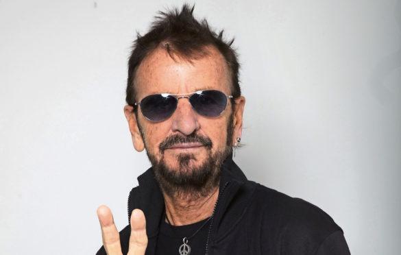 Ringo Starr.