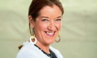 Author, Victoria Hislop.