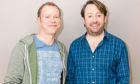 David Mitchell and Robert Webb.