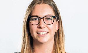 Devolution expert, Jess Sargeant.