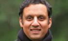 Scottish Labour leadership hopeful, Anas Sarwar.