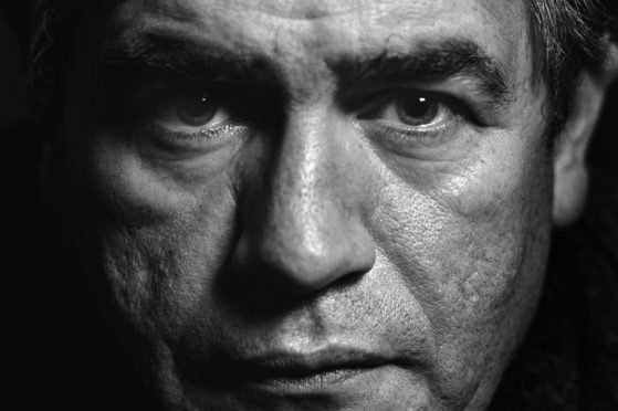 Brian Cox, photographed by David Eustace