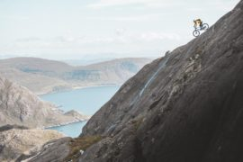 Just Dubh It: Watch stunt cyclist Danny MacAskill's latest video as he returns to his native Skye