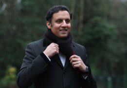 Anas Sarwar elected as new leader of Scottish Labour