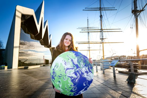 COP26 volunteer ambassador Lauren Ross from Lauriston is passionate about the environment.