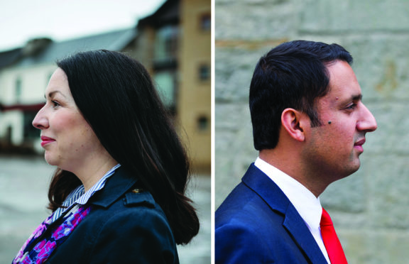 Monica Lennon and Anas Sarwar will compete to be the next Scottish Labour leader