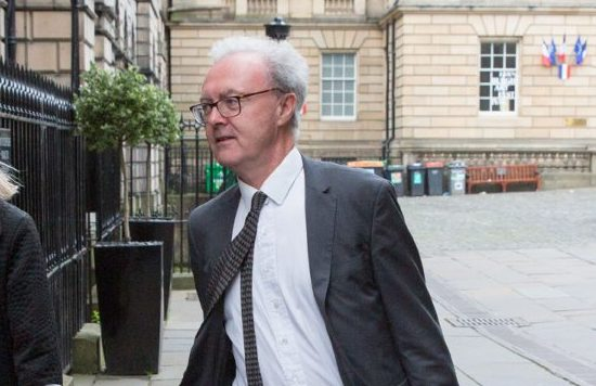Scotland's Lord Advocate James Wolffe