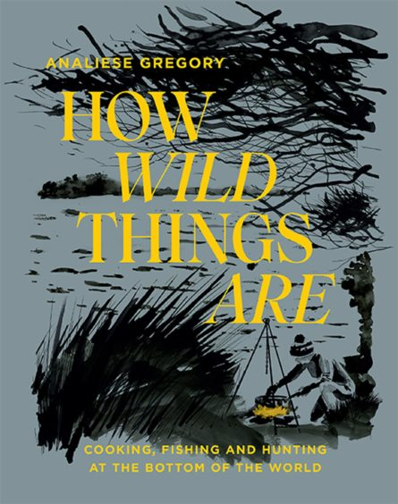 The book, How Wild Things Are