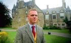 Darren McGarvey at Lauriston Castle