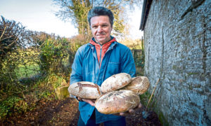 Slow Rise: A Bread Making Adventure with Rob Pen.