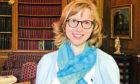 Author Janet Skeslien Charles.