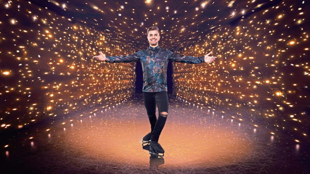 Sonny Jay on Dancing on Ice.