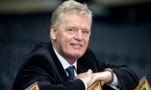 Scotland legend Gordon McQueen in 2012