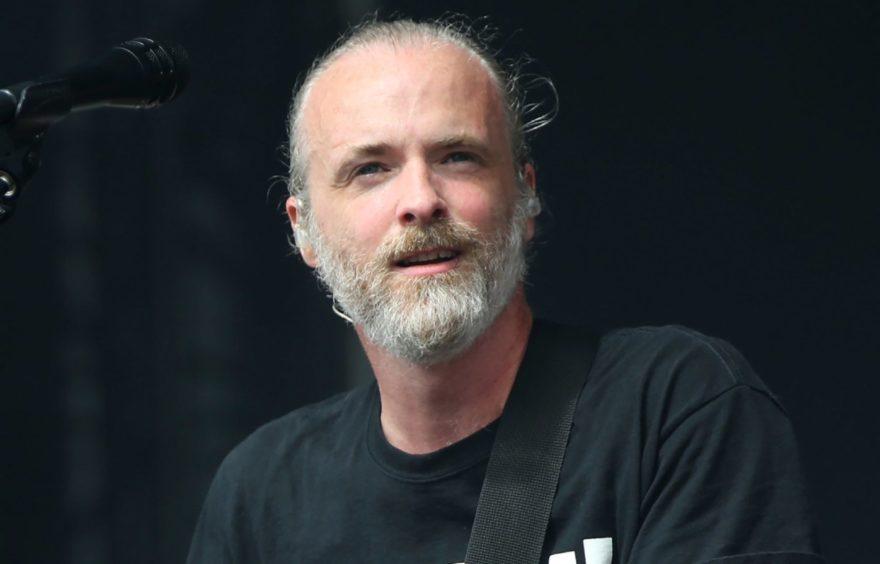 Travis frontman Fran Healy