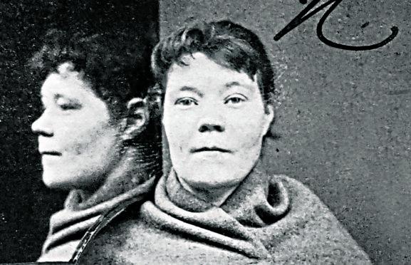 Catherine Anderson's mugshot
