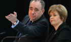 Salmond and Sturgeon in 2013