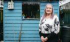 Eleanor Moffat at home in Cumbernauld