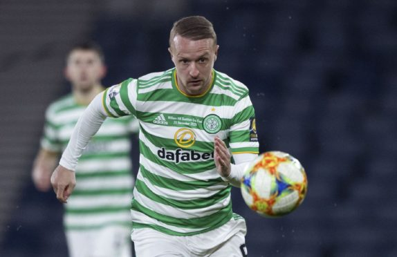 Leigh Griffiths has been linked with a move to Aberdeen to team up with Scott Brown again