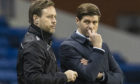 Steven Gerrard and Michael Beale have issues to ponder