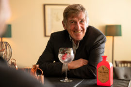 Limited-edition gin created to mark Sir Kenny Dalglish's 70th birthday and raise money for The Marina Dalglish Appeal