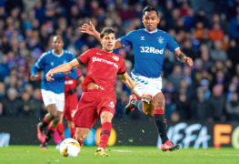 Experts: Rangers Europa League clash helped spread Covid in Scotland