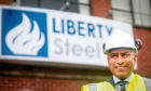 Sanjeev Gupta, the head of the Liberty Group.