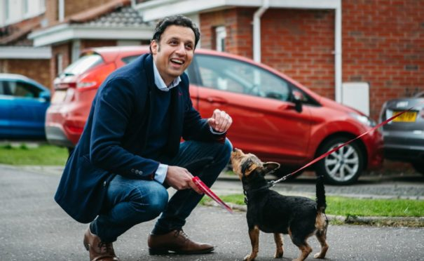 Election 2021: Anas Sarwar warns SNP feuding is a distraction from the need to rebuild Scotland