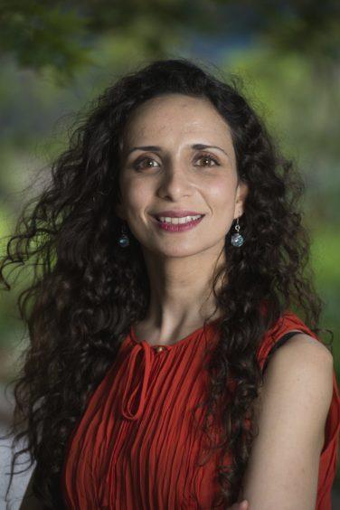 Author Ella Al-Shamahi