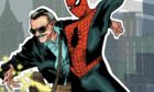 Cover art from Stan Lee Meets The Amazing Spider-Man, November 2006