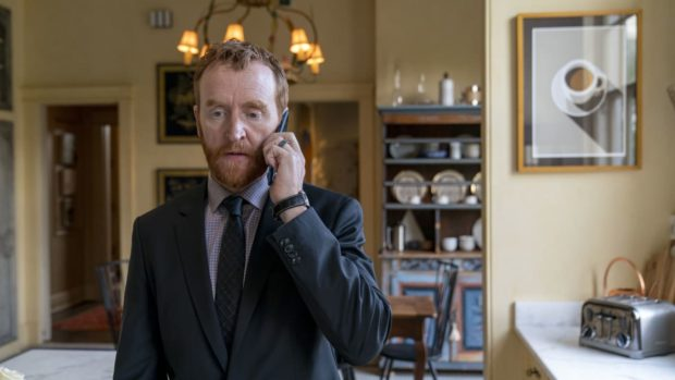 Tony Curran as Frankie in Your Honor