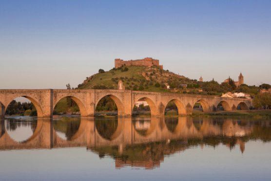 Historic Badajoz.