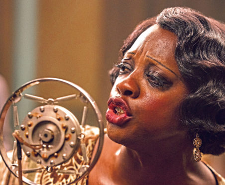 Ma Rainey's Black Bottom (2020): Viola Davis as Ma Rainey.