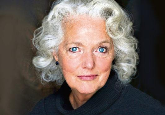 Louise Jameson.