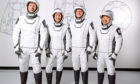 Thomas Pesquet, Megan McArthur, Shane Kimbrough and Akihiko Hoshide will launch on Nasa's SpaceX mission to the International Space Station this week.