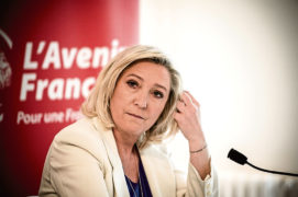 Frexit warning as rise of French far-right fuels speculation of EU exit