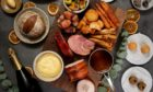 Cail Bruich's Christmas Box contained the very finest food and drink for a festive feast