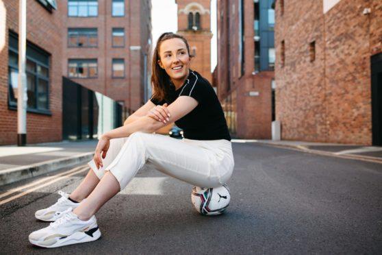 Scotland and Manchester City star Caroline Weir