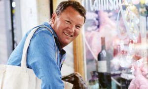 TV favourite Theo Randall, author of The Italian Deli Cookbook, lauds exceptional produce
