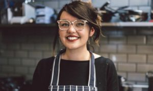 MasterChef quarter-finalist Julie Lin, owner of Julie's Kopitiam in Glasgow
