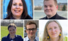 Some of the youngest candidates in this year's election
