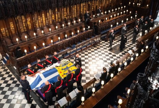 Prince Philip funeral: Somewhere far away, a voice was calling 'Oh, come on, get on  with it'. His last call to action