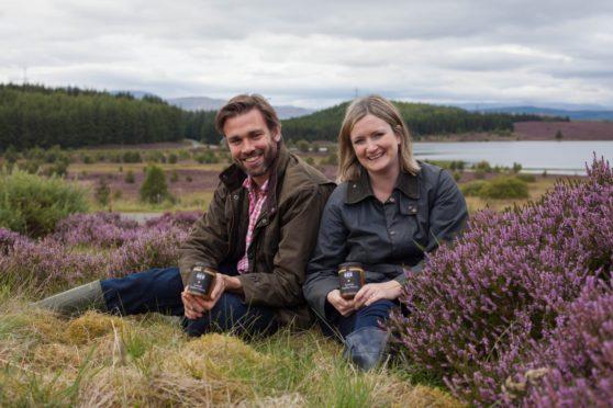 Iain and Suzie Millar