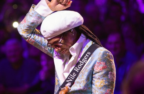 Nile Rodgers is due to play at the event